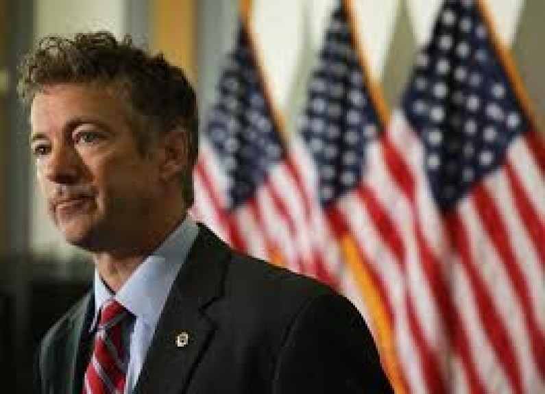 Rand Paul Plays it Cool