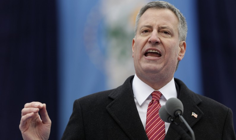 Why We're So Mad at de Blasio