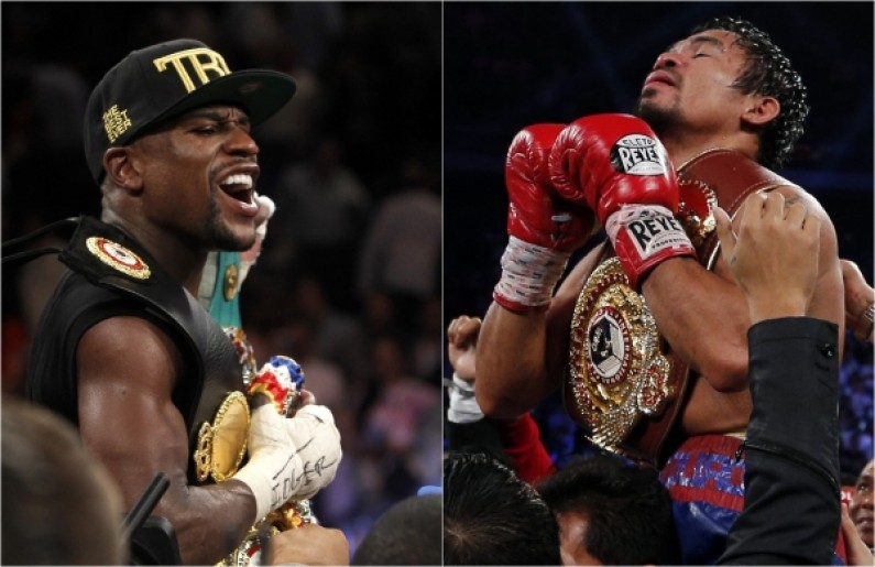 Manny Pacquiao Agrees To Fight Mayweather