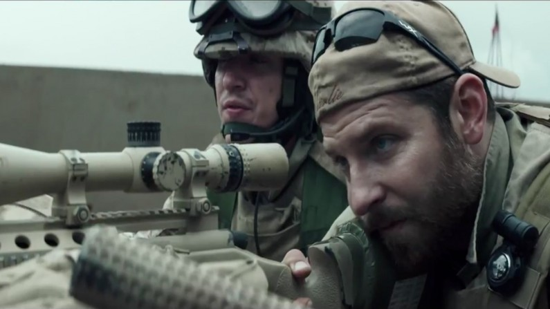 Here's What 'American Sniper' Says About America