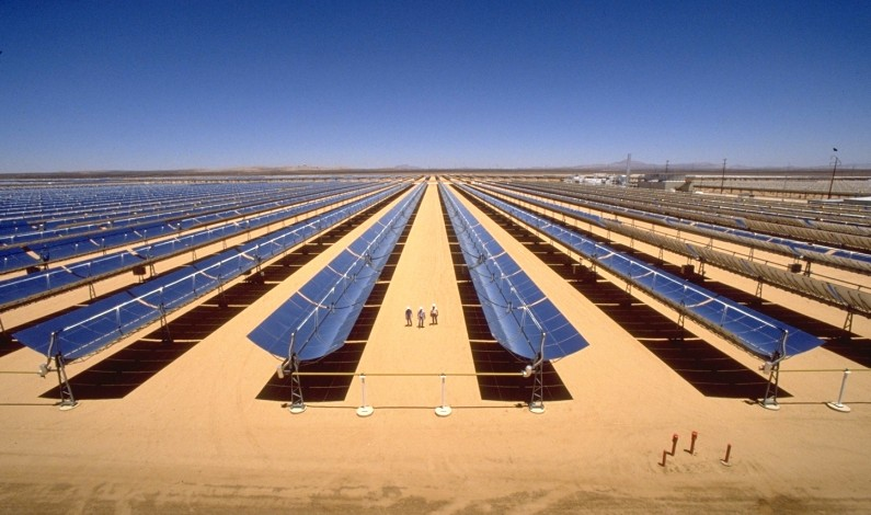 Here's Something to Look Forward to—the Sun Could Be the World's Top Source of Energy in 2050