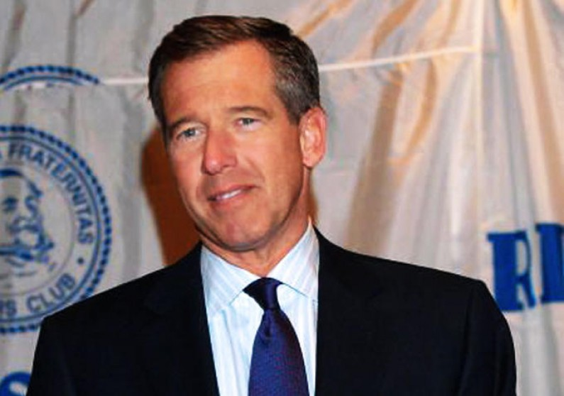 NBC's Brian Williams Recants Iraq Story After Soldiers Protest