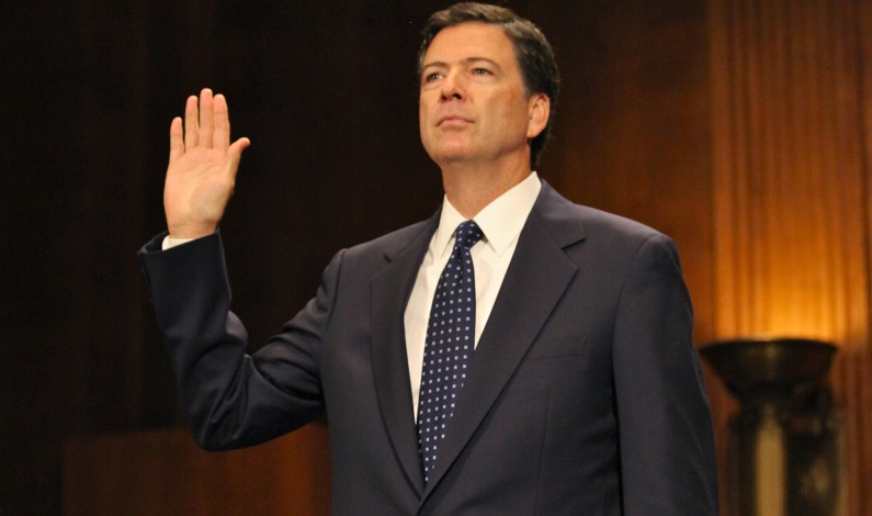 FBI Director Acknowledges 'Hard Truths' About Racial Bias In Policing