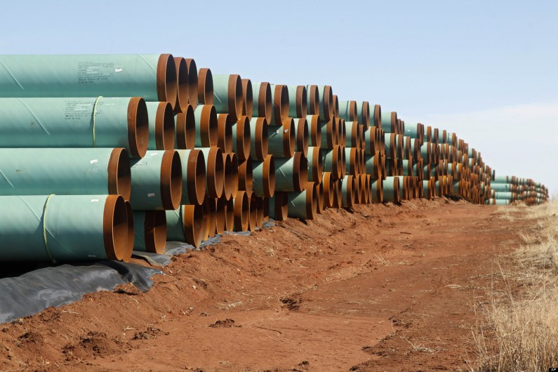 Congress Clears Keystone XL Pipeline, Setting Up Veto