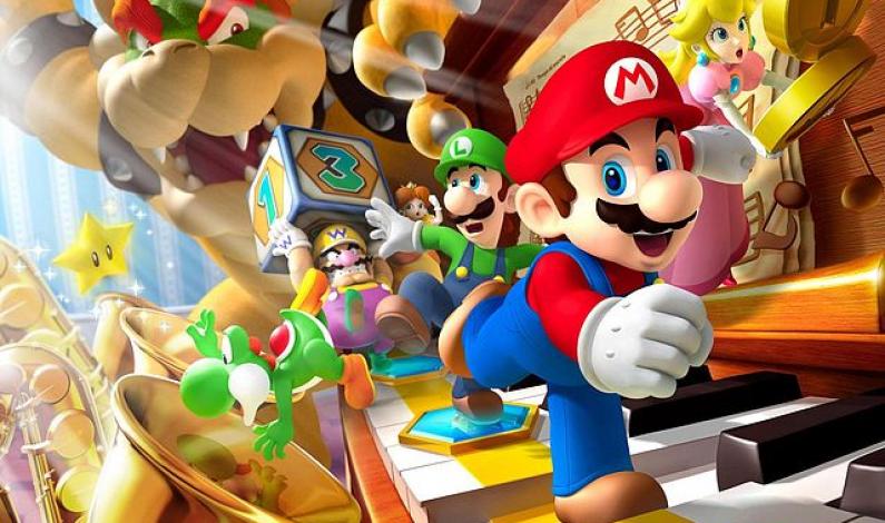 Super Mario – Frustration