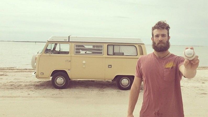 Why Millionaire Pitcher Daniel Norris Lives In a Van