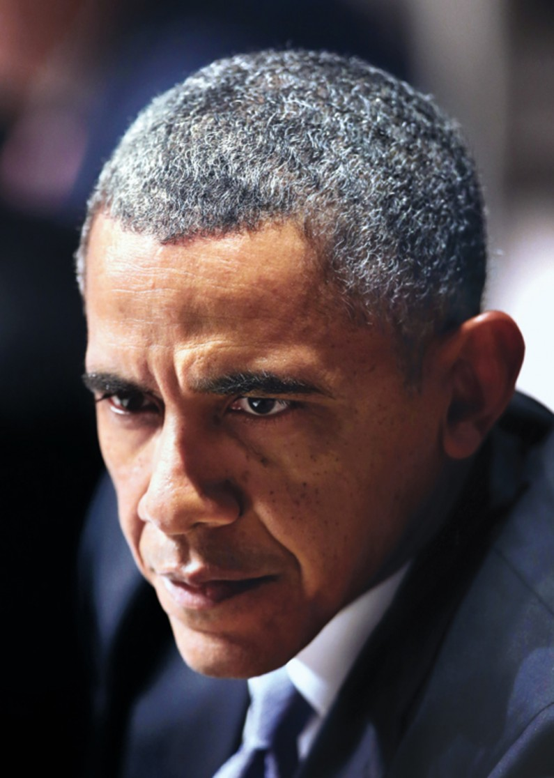 Obama vs. FDR, Year Seven