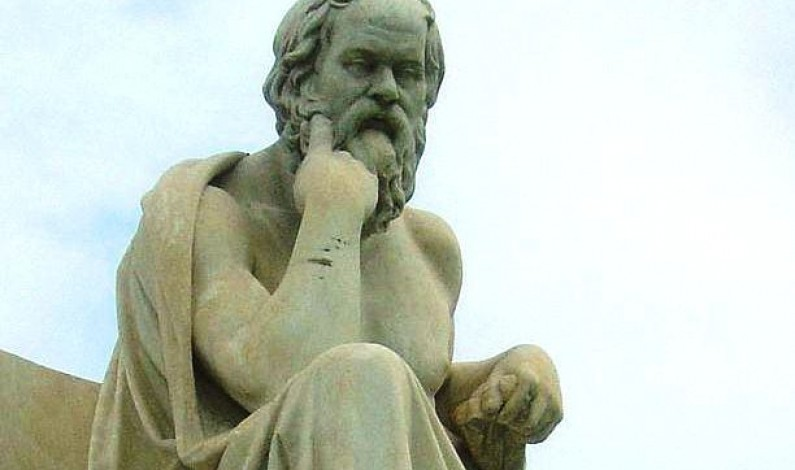Socrates: The Test of Three