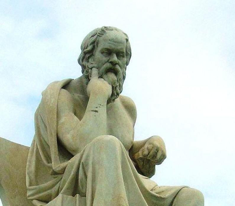 Socrates: The Test of Three