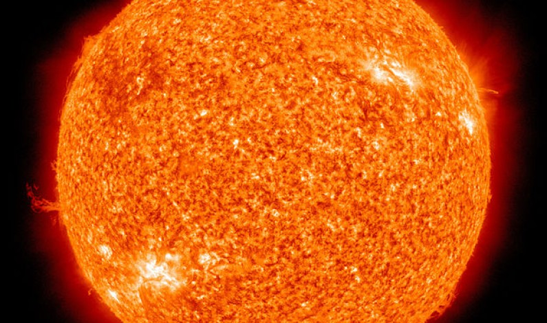 NASA Releases Spectacular 5 Year Time Lapse of the Sun