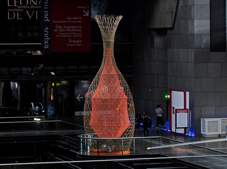 This Impressive Tower Creates Water From Air