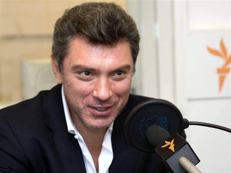 Two Suspects Held Over Murder of Kremlin Critic Boris Nemtsov