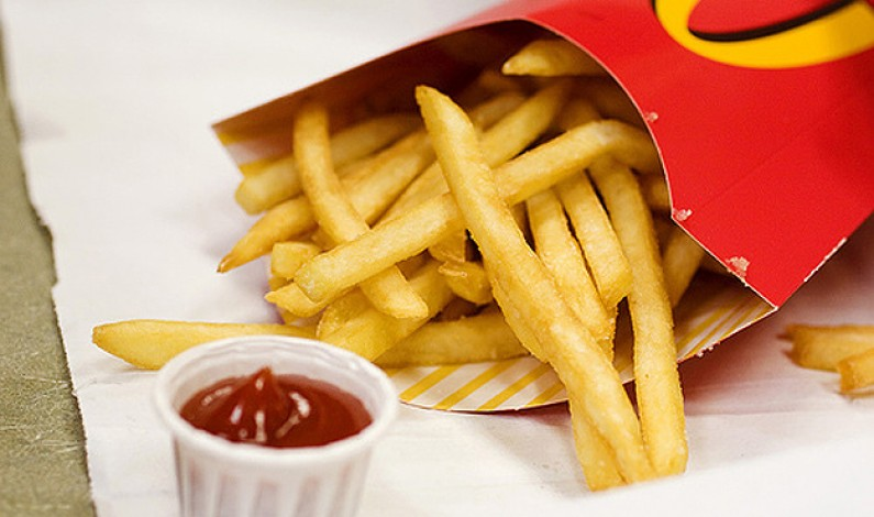 A Run Down On The Production of The Famous McDonalds Fries