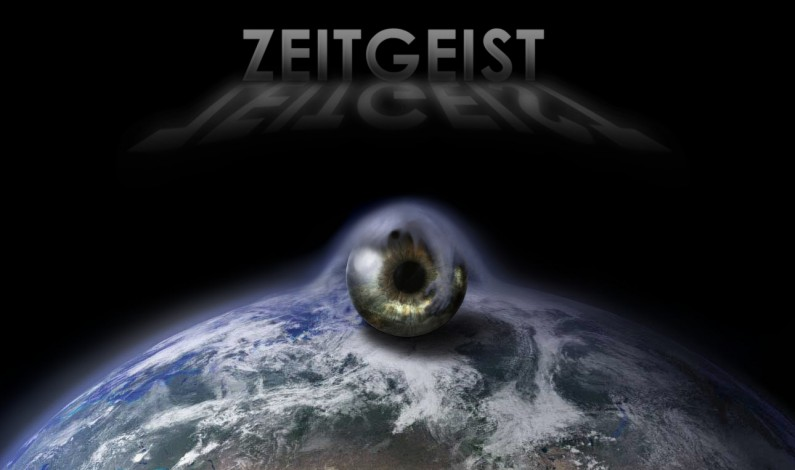 Zeitgeist: The Series.