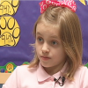 4th Grader Taking a Stand and Voicing Her Opinion