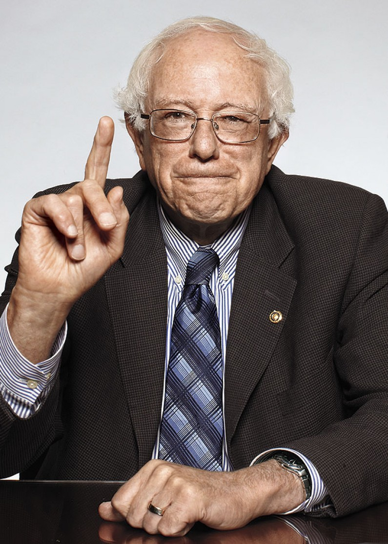 Bernie Sanders Stands Opposed To TPP