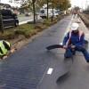 20 Mile Bike Lane Is Also A Massive Solar Array