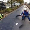 20 Mile Bike Lane Is Also A Massive Solar Array