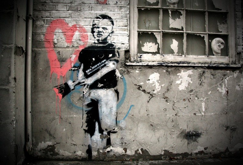 These 30 Street Art Images Testify Uncomfortable Truths
