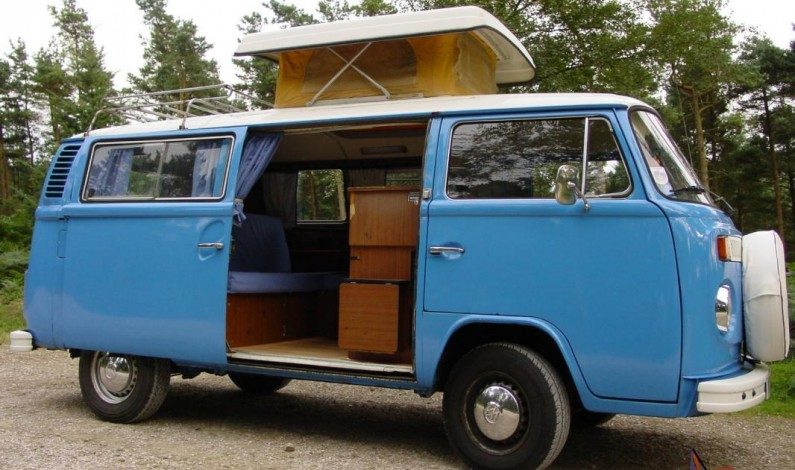 Vw Bus To Be Re Released As An Electric Vehicle