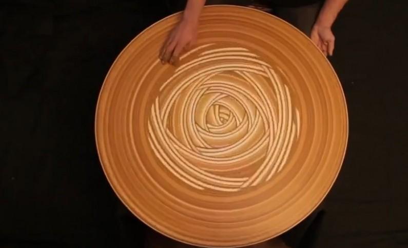 Mikhail Sadovnikov's Mesmerizing Dance On The Circle