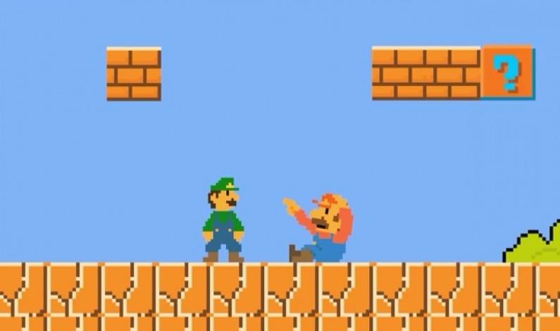 Realistic Mario!