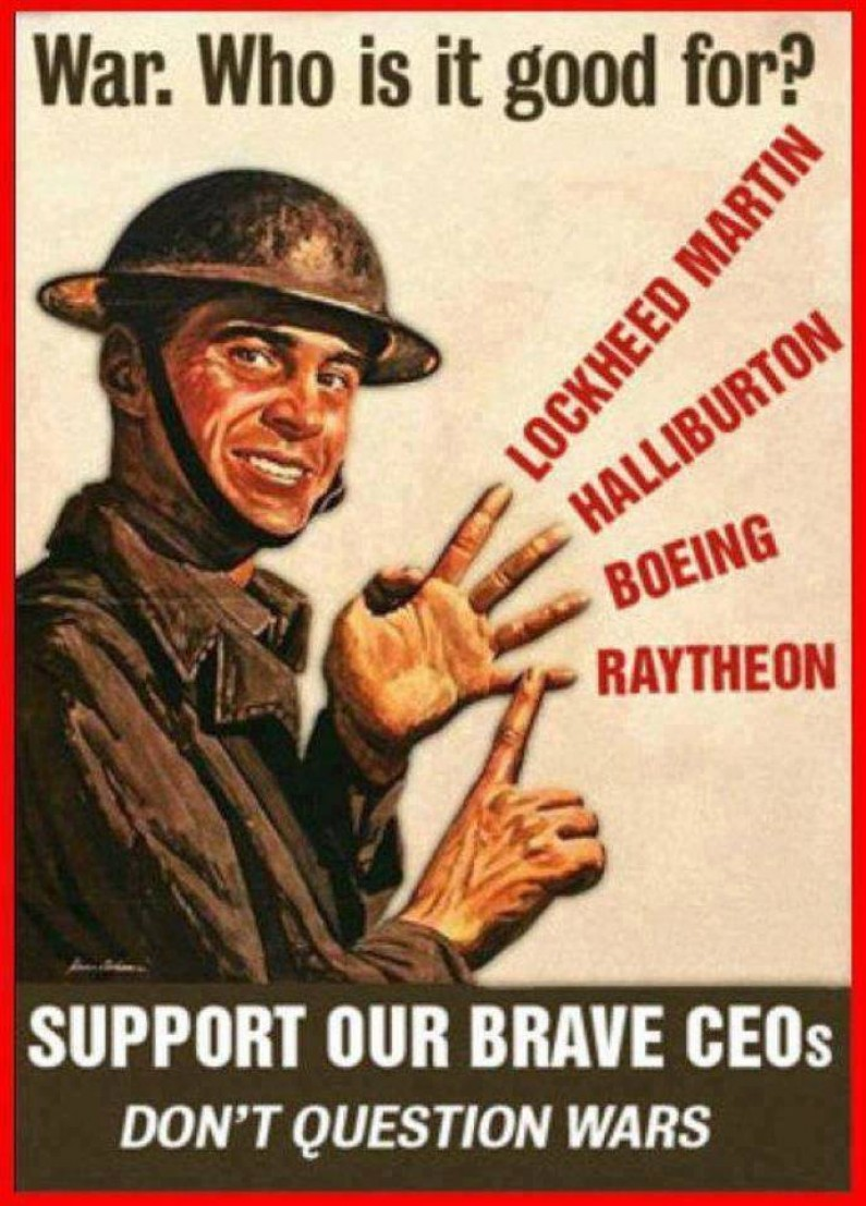 Short Animation Explains Military Industrial Complex In 2 Minutes