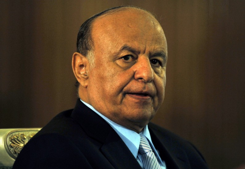 Yemen's President Held Captive; U.S. Sends Navy Warships To Red Sea