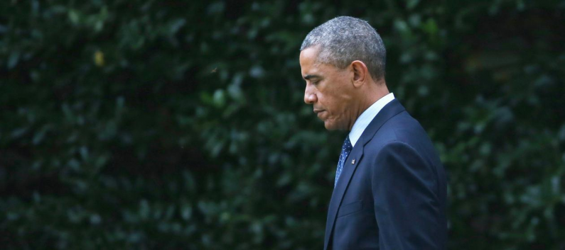Obama's War-Power Farce: If You Want To Limit Presidential Power, Don't Start Illegal Wars
