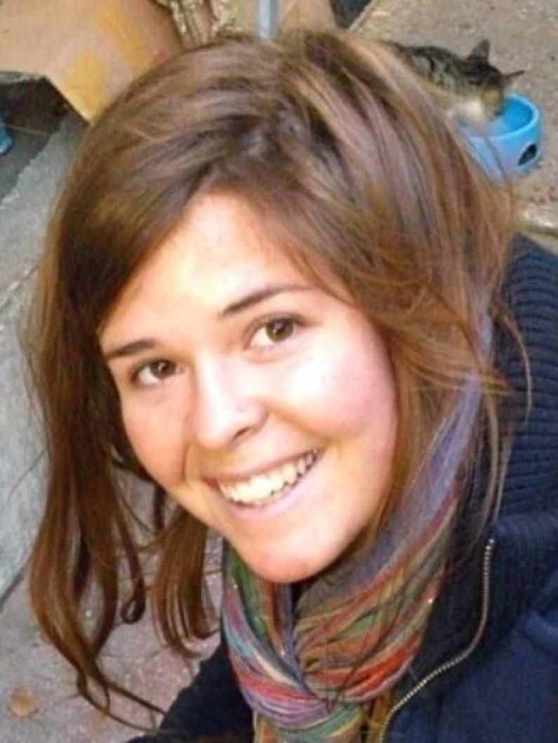 Family Confirms U.S. Hostage Kayla Mueller Dead