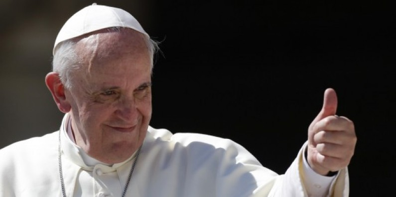 Pope Francis To Address Congress On Sept. 24