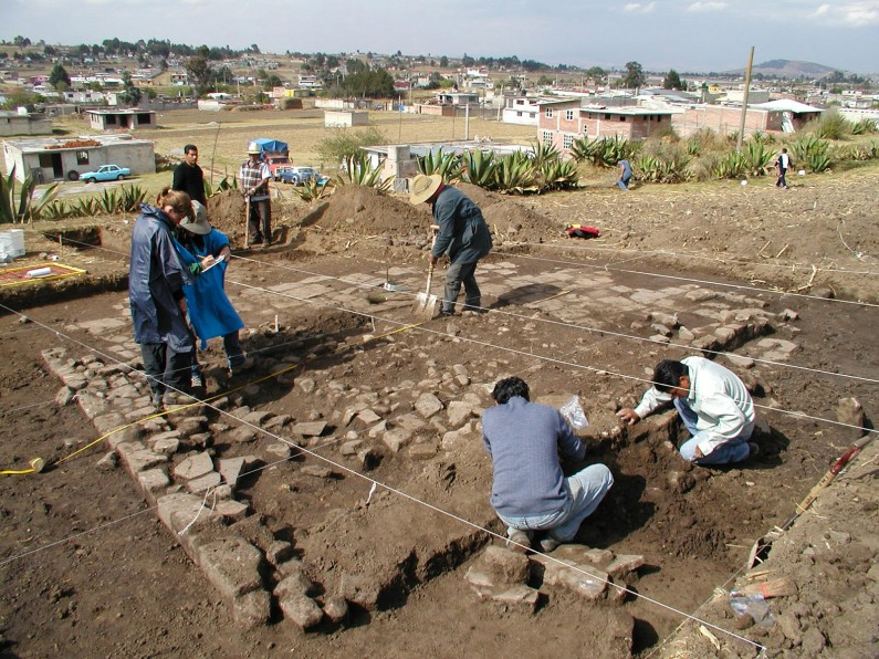 The Darker Side of Archaeology