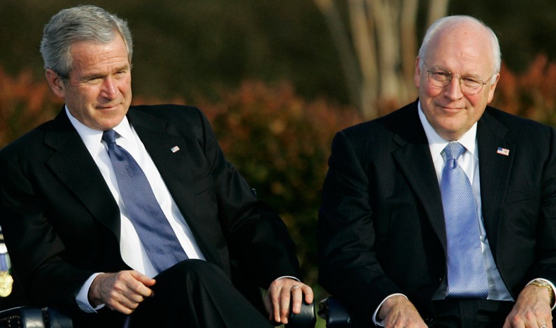 Venezuela Declares Bush and Cheney 'Terrorists', Bans Them From Country
