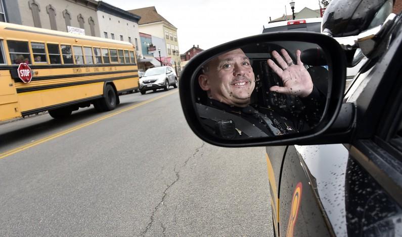 Ohio City Said Goodbye To Their Police Department