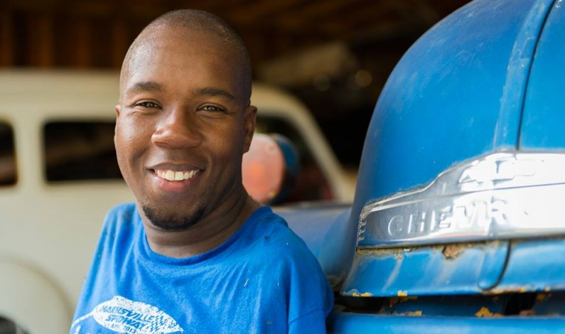 The Inspiring Story of Richie Parker.