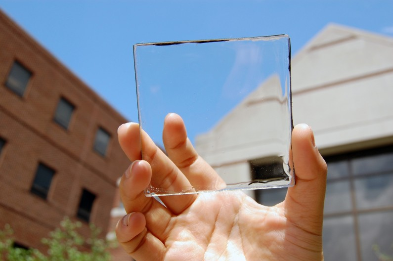 This Clear Solar Cell Could Turn Every Window Into a Power Source