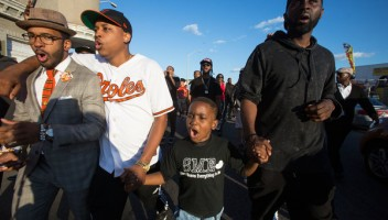 When Baltimore Burned