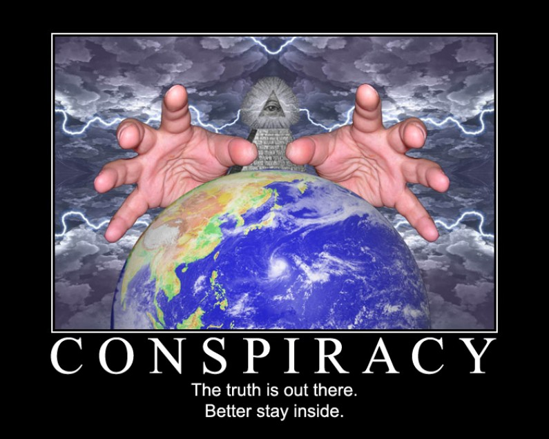 5 Conspiracy Theories Proven To Be True