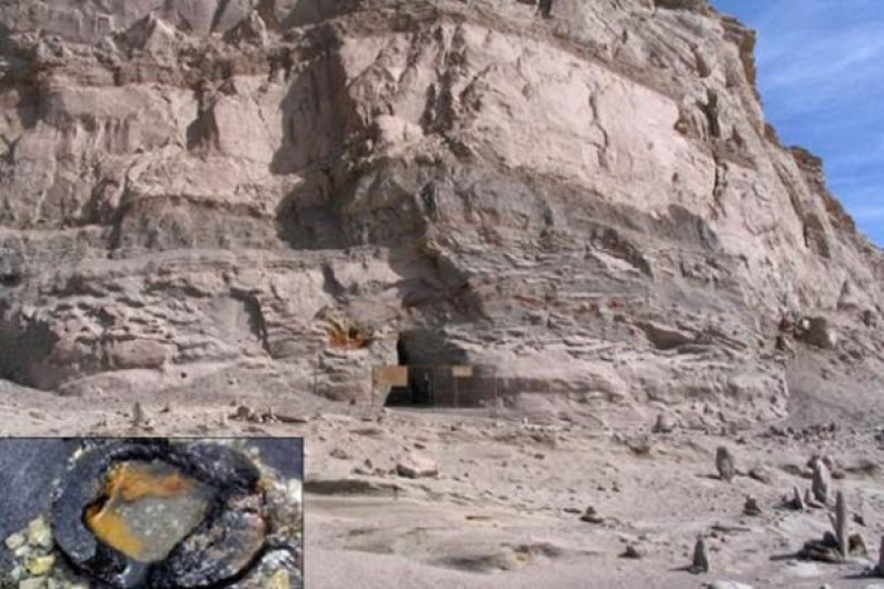 150,000 Pipe Shaped Formations Discovered In China