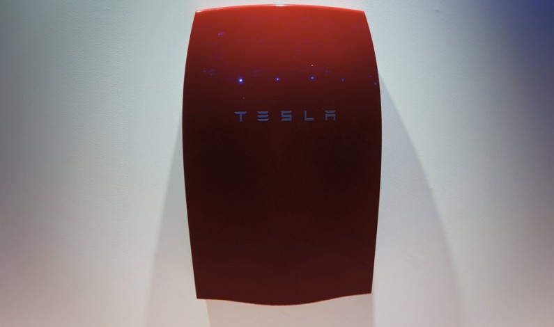 Tesla's New Battery